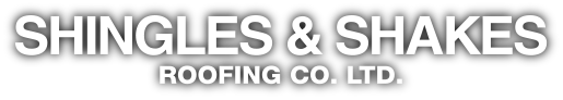 Shingles & Shakes Roofing Co Ltd.